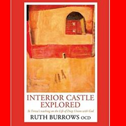 2020 11 CC Ruth Burrows book cover Interior Castle