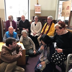 Provincial Delegate for the Carmelite Family – October News 2018